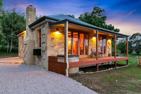 Blackwood Park Cottages - Ariel Cottages