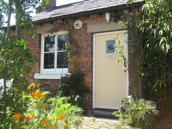 The Dairy Cottage Martin Lane Burscough Sleeps 2