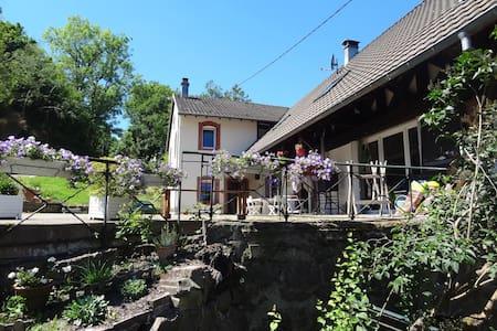 """""""La scierie"""": gite cosy au calme - Storckensohn - Huis"""