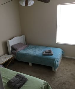Private***room 15min away from beach, stadium mall
