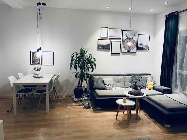 38qm Luxus Wohnung