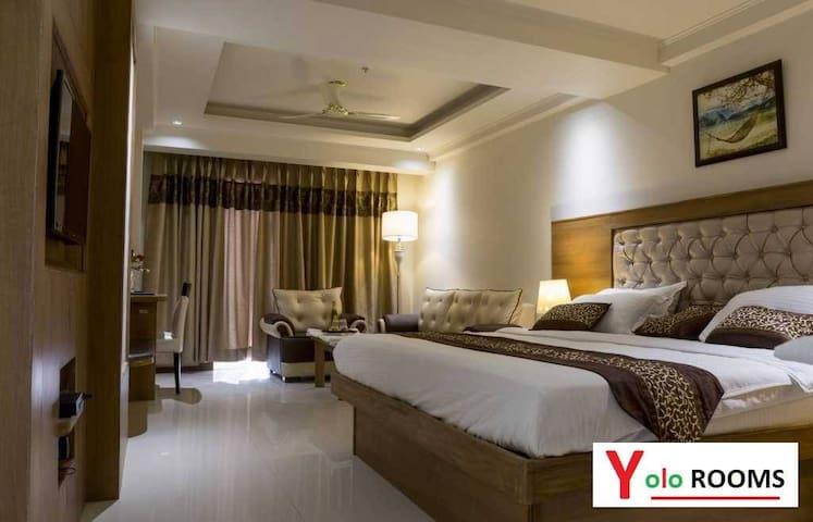 Yolo Rooms Kundli Sonipat O.P Jindal University - Sonepat - Inny