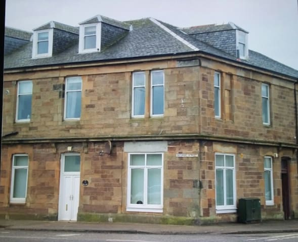 Campbeltown Holiday Flat, Self Catering, Kintyre