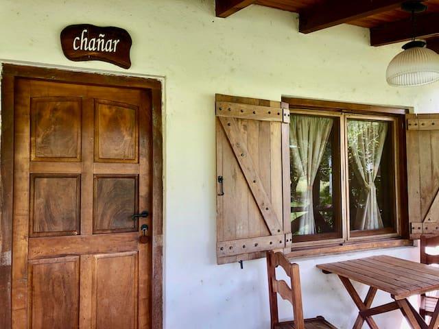 CHAÑAR, La Población, Traslasierra, Pachamama