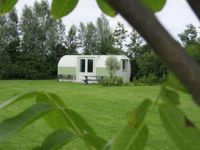 Een verblijf in het Groene Hart van Noord Holland.