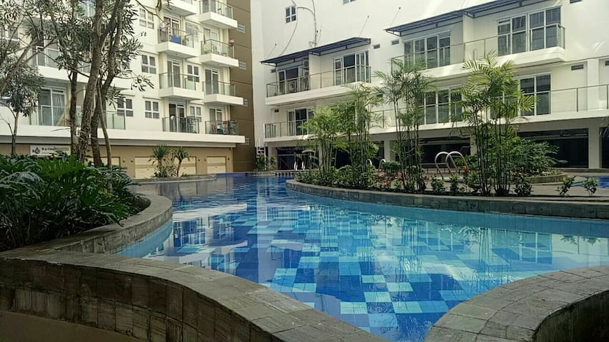 Luxury Apartment In Bandung With Great Facility