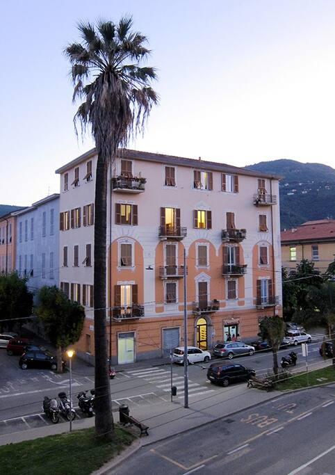 Casa Gabriella ,  at 3rd fl.left side
