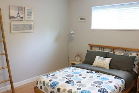 Quiet and Cozy 1 Bedroom Suite - Burnaby