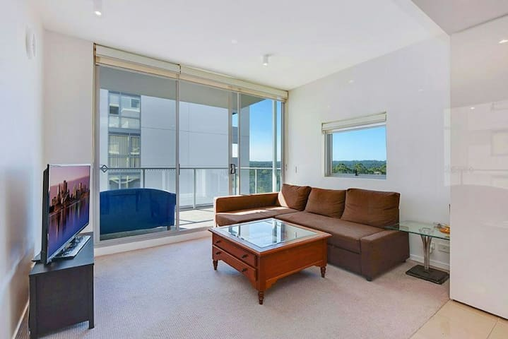 Spacious one bedroom with views - Macquarie Park - Lakás