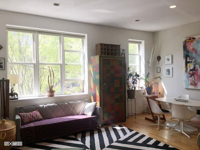 Spacious, Sunny ,Stylish in Greenpoint