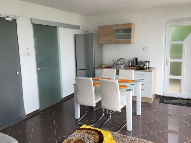 Apartment for rent at lake Balaton - Révfülöp - Ev
