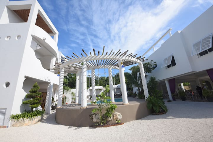 Retreat for small group of 8-12 people in Cancun - Alfredo V. Bonfil - Wohnung