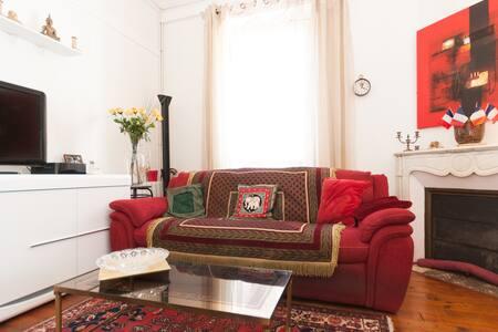 Chambre à louer chez un particulier (centre ville)
