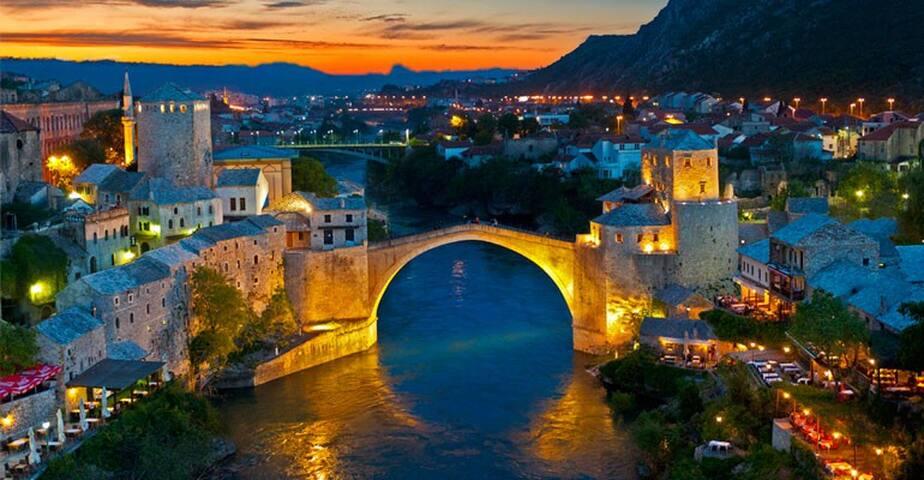 DUM Apartments Mostar - Mostar - Appartement