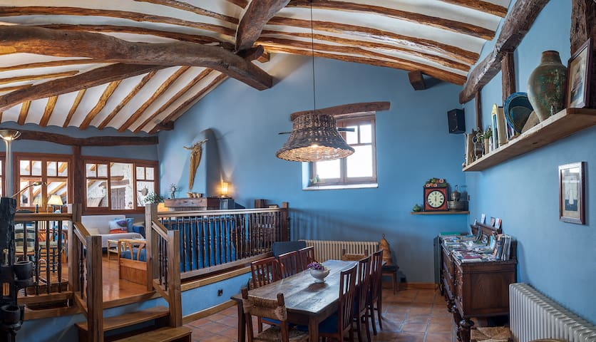 Casa Rural Mendia - Azcona - Talo