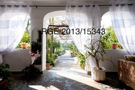 Rooms in typical house with charm!! (Perles) - Ibiza