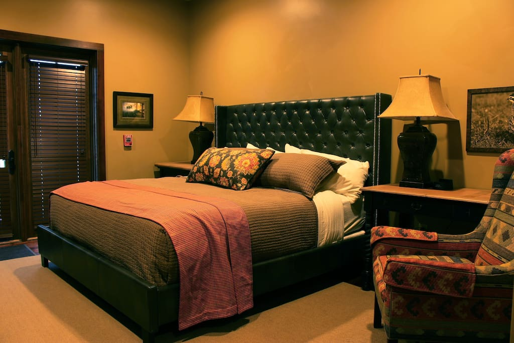 One of our Single King Rooms