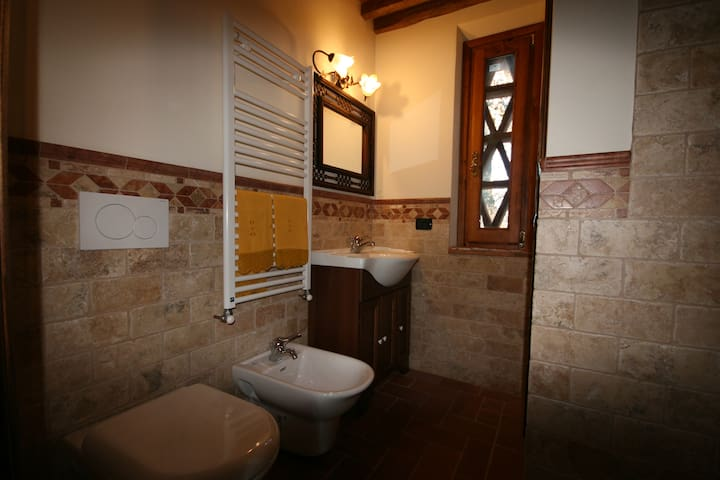 Bathroom of bedroom number 1