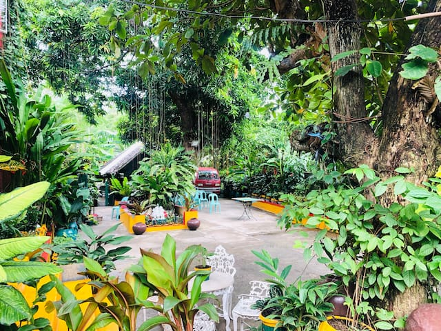Secret Garden in Marinduque  Rent a car included