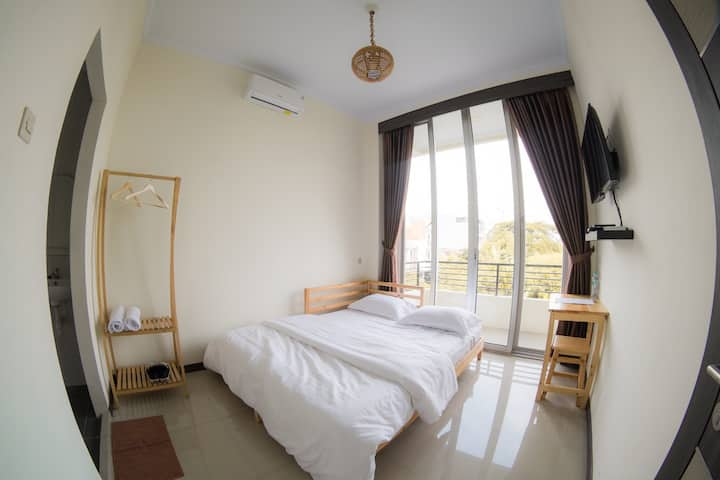 Japanese Style Bedroom in Jakarta Barat