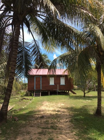 Quaint Belizean Cabin