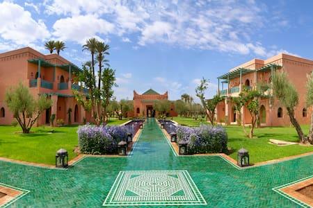 Suite diplomatique - Marrakech