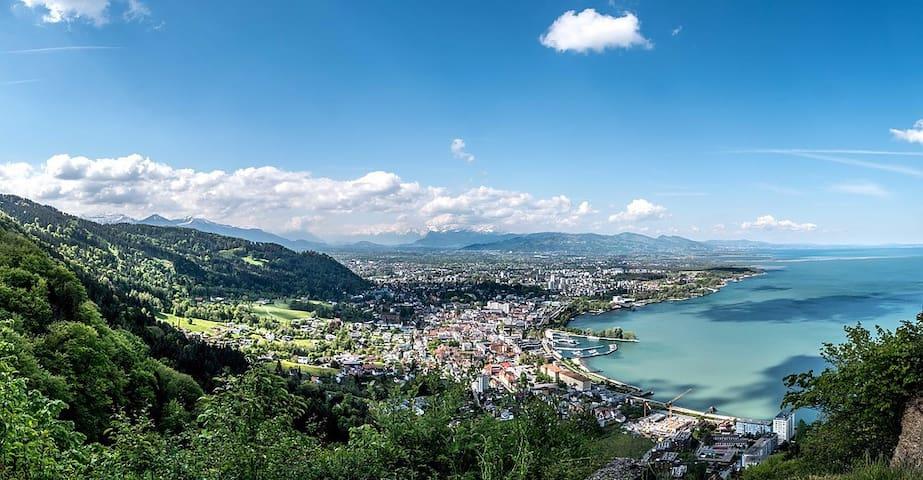Gemütliches Feriendomizil in Bregenz am Bodensee