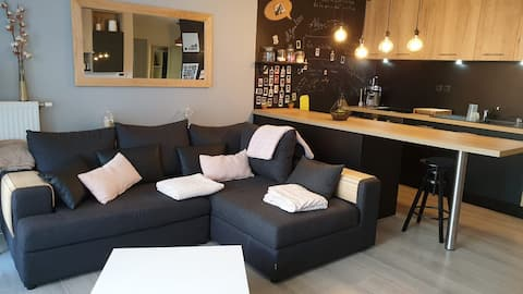 Appartamento moderno completamente accessoriato