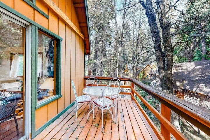Fantastic Lake Retreat W/ Spacious Deck, Free WiFi, & Perfect Location Near Town