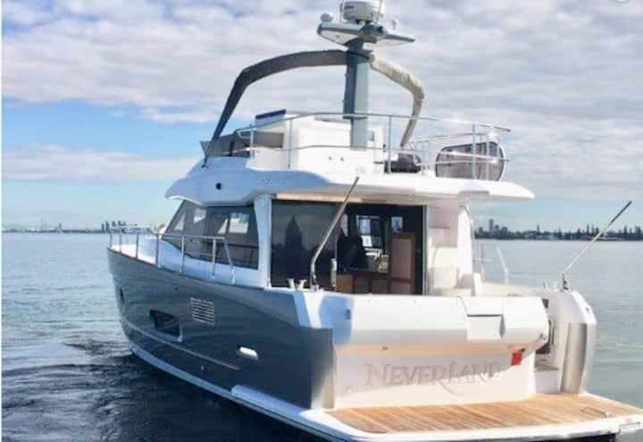 Melaka luxury yacht