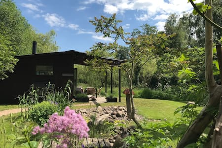 Summerhouse in beautiful scenic area 30km from CPH