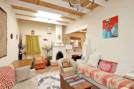 Lovely 2 story home w/upper deck in A+ location - Santa Fe