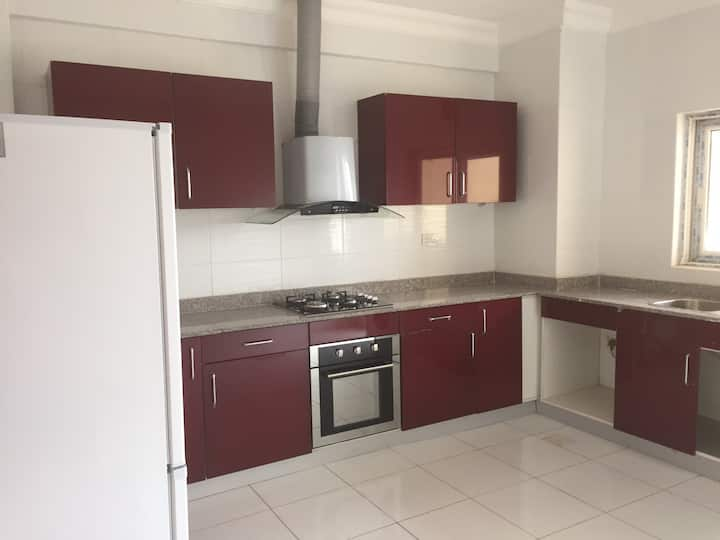 (3) Bed Lofty Apartment on the Spintex Drive.