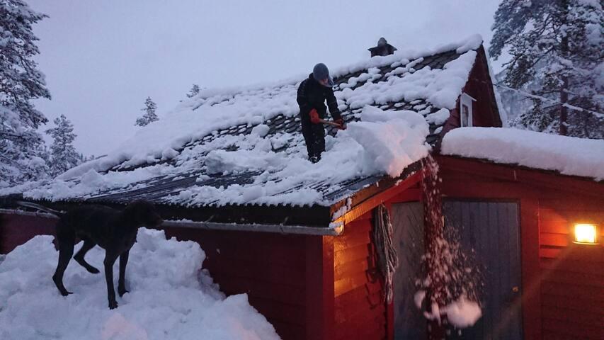 Koselig hytte på Voss - Cozy cabin in Voss