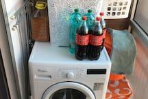 lavatrice gratuita per soggiorni lunghi
