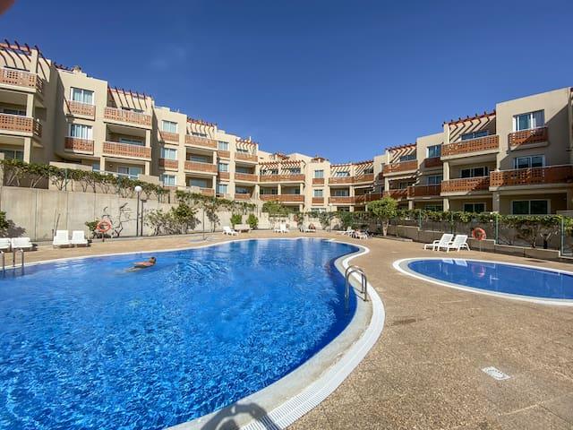 Apartamento Playa de La Tejita P1BE
