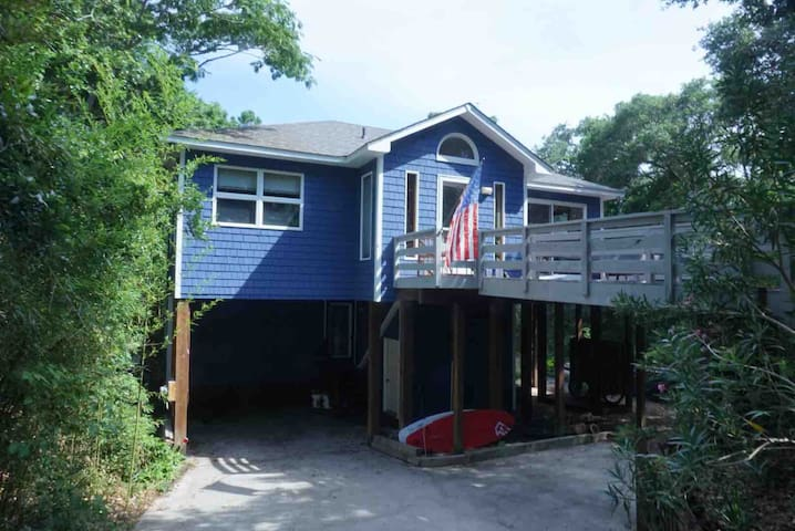 Frisco Treehouse - 2 Bedrooms - Comfy and Private