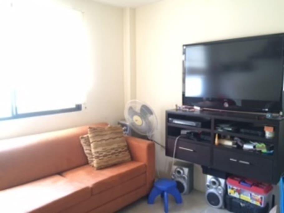 Habitación sofa cama