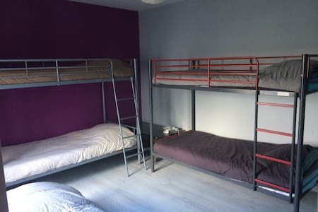F2 type auberge de jeunesse sur Essey les Nancy - Essey-lès-Nancy - Hostel
