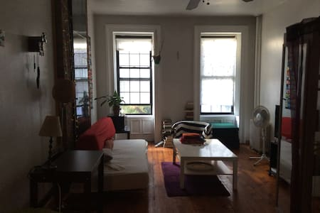 CharmingBrooklynStudio close to Manhattan/subways - Appartement