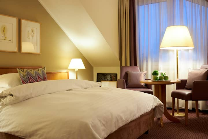 Classik Hotel Magdeburg- COMFORTZIMMER