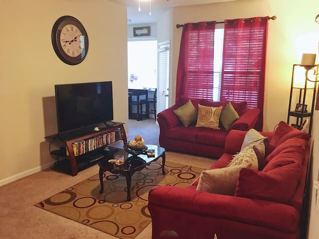 2 Bedroom Apartment for Eclipse
