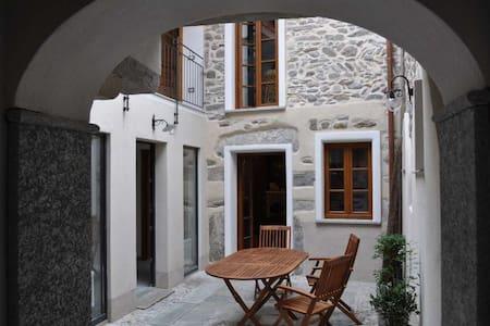 Casa Petrolli: Bello Rustico nel Centro Storico - Cannobio