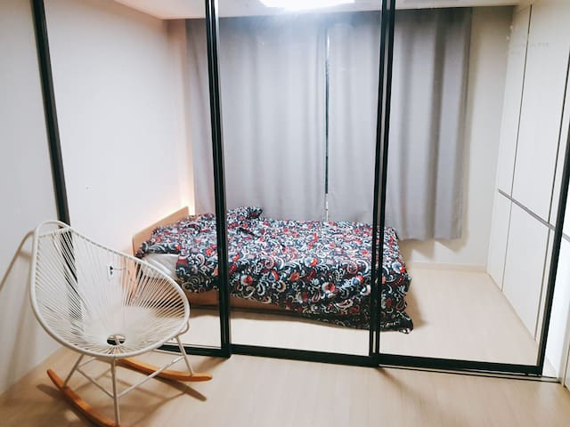 시흥 배곧신도시 최신시설 1.5룸 오피스텔