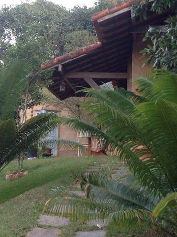 Chez Nous Natureza, Castelo e Parque de Itaipava.