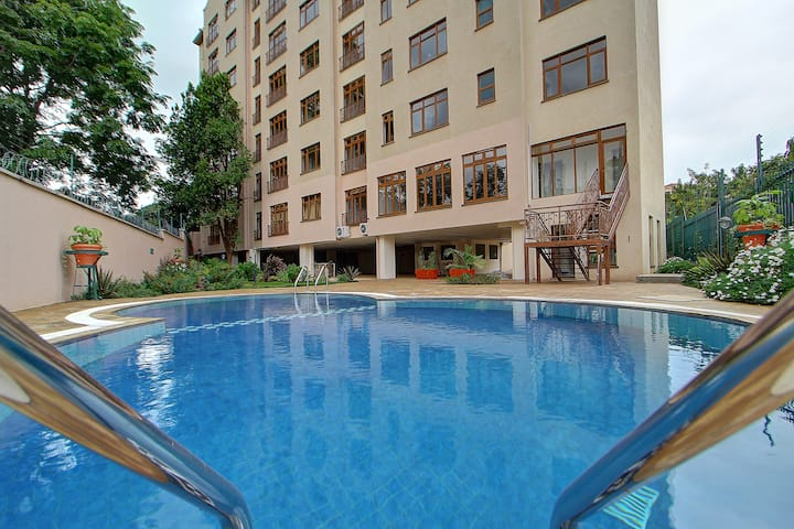 2 bedroom apt. in School Lane, Westlands.