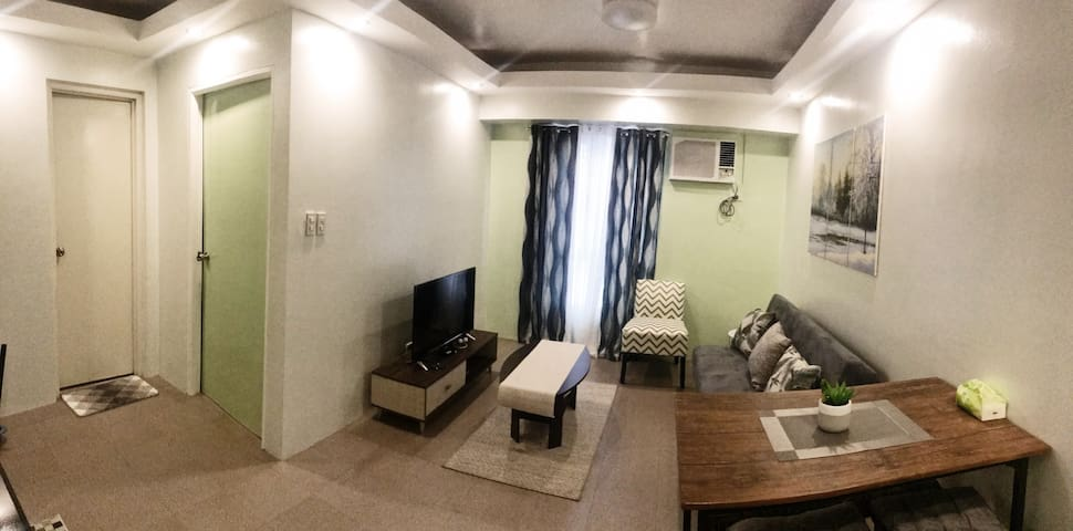 LIZABELLE'S - 1 BR Condo Unit at Avida New Manila