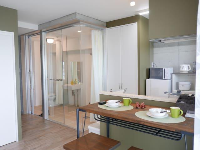 Shikina #402 for 3 people - Naha-shi - Apartment