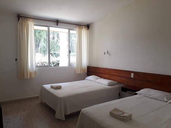 Hotel Los Leones, tranquilidad a tu alcance