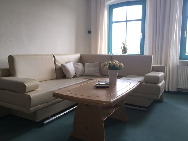 Ferienwohnung im Stadtzentrum - Calau - Apartmen